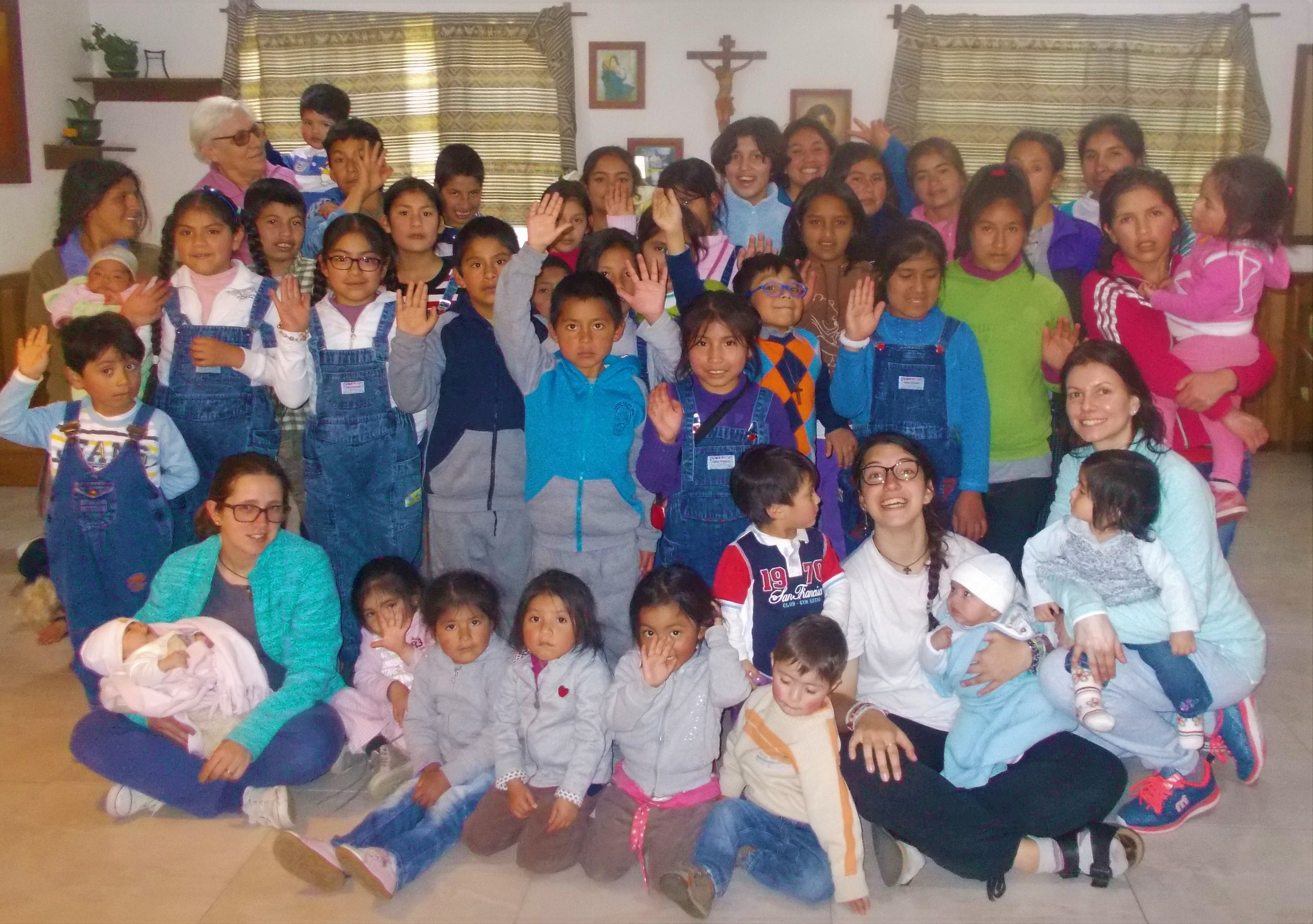 Casa degli orfanelli Sara